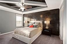Accent Wall In Bedroom Reclaimed Wood Bedroom Accent Wall Iowa Remodels