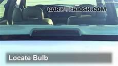 2000 Buick Lesabre Brake Light Coolant Flush How To Buick Lesabre 2000 2005 2004