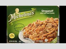 Michelina?s Stroganoff Review   YouTube