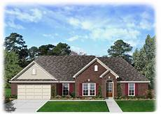 4 Bedroom Ranch House Plans 4 Bedroom Brick Ranch Home Plan 68019hr Architectural