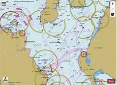 Sea Charts Ireland North Channel Northern Part Marine Chart 2199 0