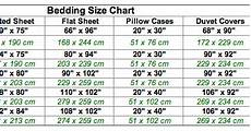 Bed Comforter Size Chart Bedding For Girls Bedding Size