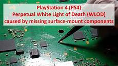 White Light On Ps4 But No Picture Ps4 Persistent White Light Of Death Wlod Missing