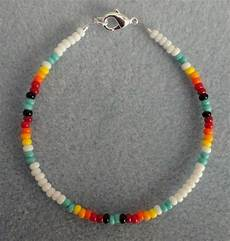 white turquoise beaded bracelet american all sz ebay