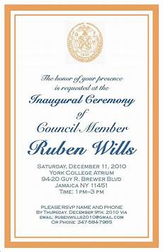 Inauguration Invitation Card Sample Inauguration Invitations Google Search Inauguration