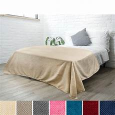 premium flannel fleece bed throw blanket for sofa