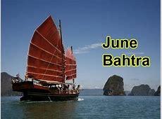 June Bahtra Cruises in Phang Nga Bay Sunset Dinner Cruise