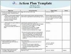 Action Plan Examples 8 Action Plan Templates Excel Pdf Formats
