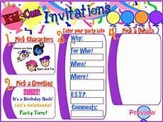 Free Invitation Maker Online Printable Free Invitation Card