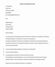 Application Letter Template Sample 25 Letter Templates Pdf Doc Excel Free Amp Premium