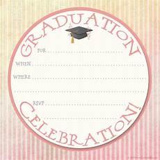 Design Graduation Invitations Online Free 40 Free Graduation Invitation Templates ᐅ Templatelab