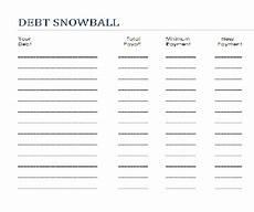 Snowball Worksheet Dave Ramsey Snowball Sheet Qualads