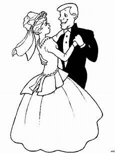 Malvorlagen Gratis Hochzeitspaar Hochzeitspaar 2 Ausmalbild Malvorlage Beruf