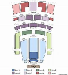 Orpheum Seating Chart Omaha Ne Rockettes Tickets Orpheum Theatre Seating Chart End