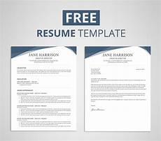Word Templates Resumes Free Resume Template For Word Amp Photoshop Graphicadi