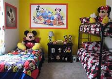 Mickey Mouse Bedroom Decor 15 Mickey Mouse Inspired Bedrooms For Rilane