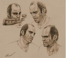 trevor philips by nessasan on deviantart grand theft