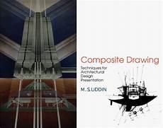 Architecture Design Drawing Techniques Context Bd Composite Drawing Techniques For