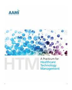 Aami Releases Updated Study Guide Practicum Association