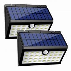 30 Led Solar Lights Innogear Solar Lights 30 Led Wall Light Outdoor Security