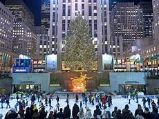 Ridgewood Christmas Tree Lighting 2018 Holiday Lights And Rockefeller Center Bus Tour W 4 Course