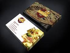 Restaurant Business Card Attractive Restaurant Business Card