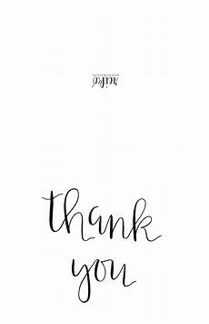 Thank You Cards To Print Free Free Printable Quot Thank You Quot Card Instant Download Reiko