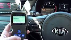 Kia Spectra Check Engine Light Om123 Kia Sportage Engine Warning Light Reset Diagnose