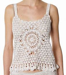 the crochet clothing trend summer 2012