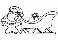 Malvorlage Weihnachtsmann Schlitten Malvorlage Weihnachtsmann Mit Schlitten Kostenlose