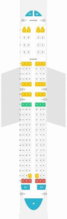 Airbus A320neo Seating Chart Air Astana Fleet Airbus A320neo Details And Pictures