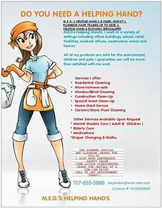 Cleaning Services Advertising Cleaning Service Advertisement Example Google Search