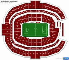 Seating Chart Mercedes Benz Atlanta United Section 104 At Mercedes Benz Stadium Atlanta United