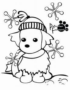 Ausmalbilder Winter Ausdrucken Free Winter Coloring Pages For Preschoolers At