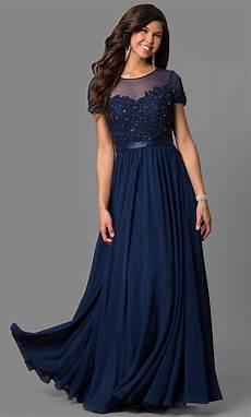 sleeve homecoming dresses illusion bodice sleeve prom dress promgirl