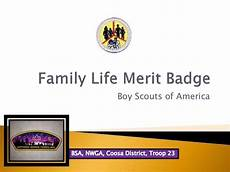 family life merit badge family life merit badge merit badge family life boy