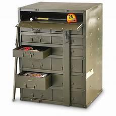 used u s metal storage cabinet 163691 storage