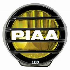 3 Led Light Piaa 174 22 05370 Lp 530 3 5 Quot 2x9 4w Round Fog Beam Yellow