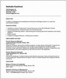 How Your Resume Should Look How Should A Resume Look Like In 2018 Resume 2018