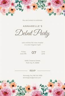 Invitation Formats Free Formal Invitation Template 33 Free Sample Example