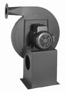 Centrifugal Blowers High Static Pressure Radial Blower