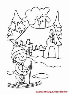 Kostenlose Malvorlagen Winterlandschaft Pin Jarmila Chmelařov 225 Auf černob 237 L 233 Obr 225 Zky