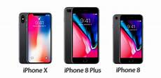 Iphone 8 And Iphone X Comparison Chart Iphone X Vs Iphone 8 Plus Vs Iphone 8 All Detailed Specs