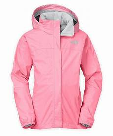 Light Pink North Face Rain Jacket The North Face Resolve Reflective Jacket Girl S Sugary
