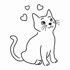 Cat Drawing Images Cat Drawing At Getdrawings Free Download