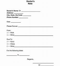 Drs Note 25 Free Doctor Note Excuse Templates ᐅ Doctors Note