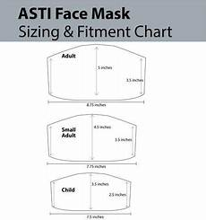 Respirator Mask Size Chart Child Mask Size Chart Google Search In 2020 Face Mask
