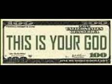 My Money Is Your Money Money Is Your God Youtube