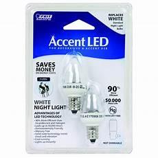 Feit Electric Led Night Light Feit Electric Bpc7 Led Three Led Night Light Bulb With