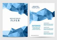 Template For Brochure Free Vector Business Brochure Download Free Vectors Clipart